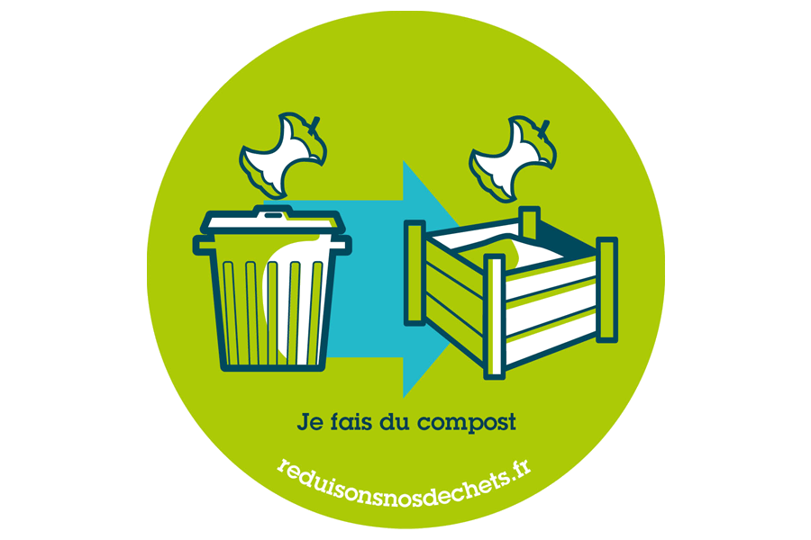 Le compostage un geste simple